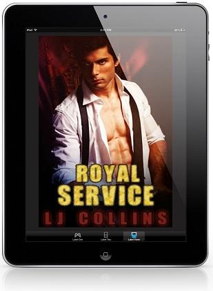 Royal Service by L.J. Collins