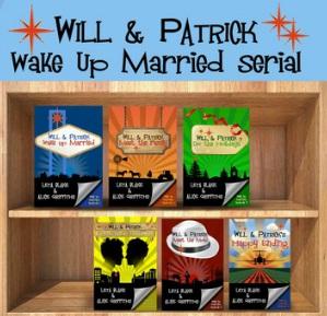 Will & Patrick's Endless Honeymoon by Leta Blake Release Blast, Excerpt & Giveaway!