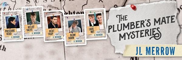 Lock Nut by J.L. Merrow Blog Tour, Excerpt & Giveaway!