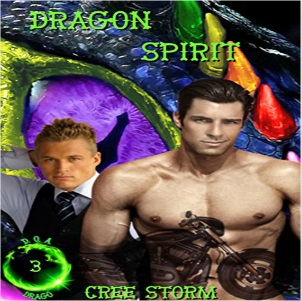 Dragon Shifter by Cree Storm