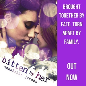 Bitten By Her by Annabelle Jacobs Release Blast & Giveaway!