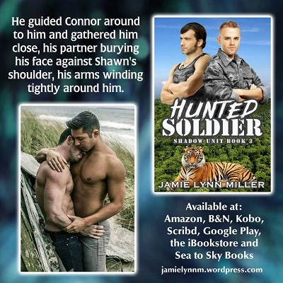 Hunted Soldier by Jamie Lynn Miller