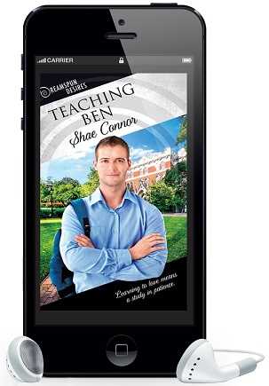 Teaching Ben by Shea Connor ~ Audio Review