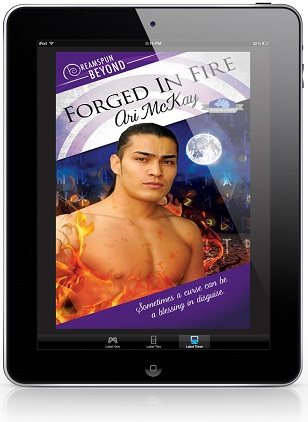 Forged in Fire by Ari Mackay