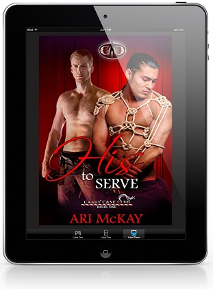 His to Serve by Ari McKay