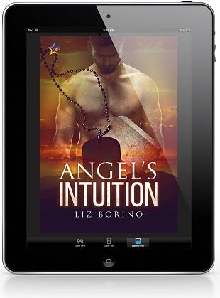 Angel's Intuition by Liz Borino Release Blast, Excerpt & Giveaway!