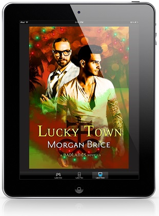 Lucky Town by Morgan Brice Cover Reveal, Excerpt & Giveaway!