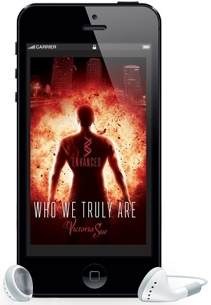 Who We Truly Are by Victoria Sue ~ Audio Review