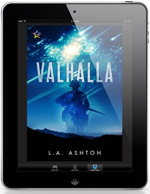 Valhalla by L.A. Ashton Release Blast, Excerpt & Giveaway!
