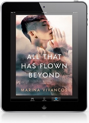 All That Has Flown Beyond by Marina Vivancos