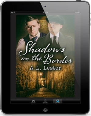 Shadows On The Border by A.L. Lester Cover Reveal, Excerpt & Giveaway!