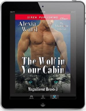 The Wolf in Your Cabin by Alexia Ward