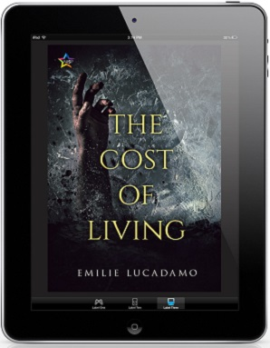 The Cost of Living by Emilie Lucadamo Release Blast, Excerpt & Giveaway!