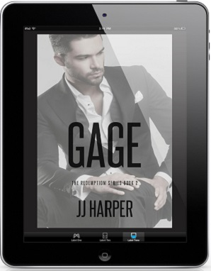 Gage by J.J. Harper Release Blast & Excerpt!