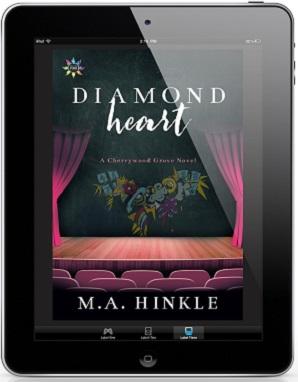 Diamond Heart by M.A. Hinkle Release Blast, Excerpt & Giveaway!