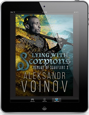 Lying with Scorpions by Aleksandr Voinov (2nd Edition)