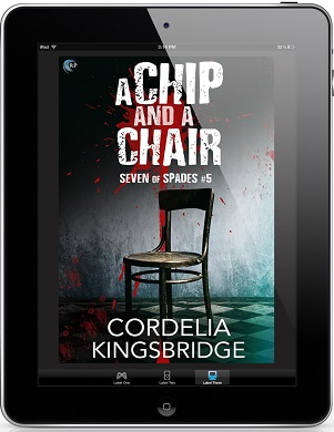A Chip and A Chair by Cordelia Kingsbridge Blog Tour & Giveaway!