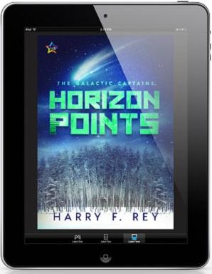 Horizon Points by Harry F. Rey Release Blast, Excerpt & Giveaway!