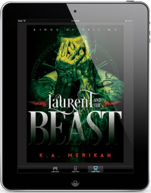 Laurent and the Beast by K.A. Merikan