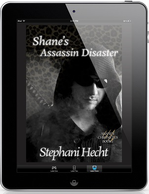 Shane's Assassin Disaster by Stephani Hecht