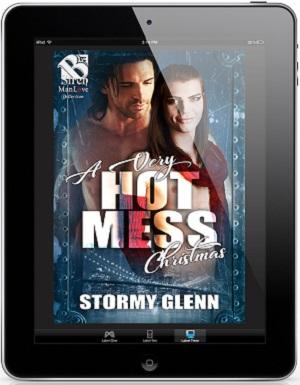 A Very Hot Mess Christmas by Stormy Glenn