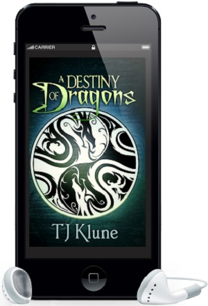 A Destiny of Dragons by T.J. Klune ~ *Audio Review*