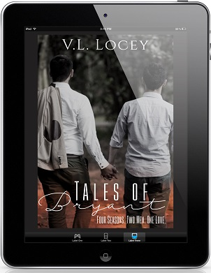 Tales of Bryant by V.L. Locey Cover Reveal & Giveaway!