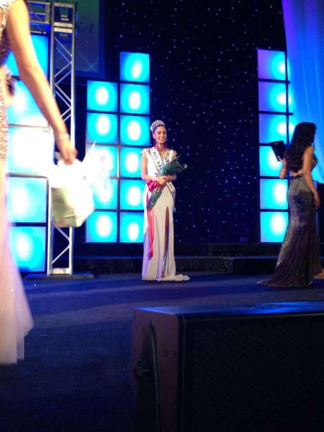 MMG's Sarah Kidd wins Miss Massachusetts 2013