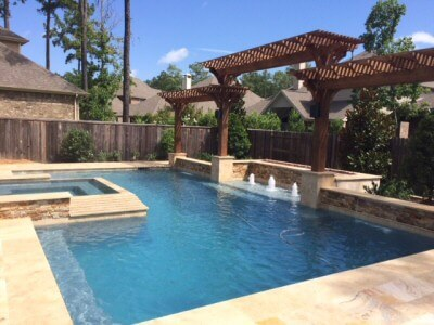 Pool Contractor MMG Blue Surf
