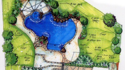 Residential Pool Construction - Design