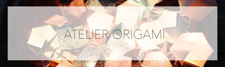 atelier origami salon creations savoir faire