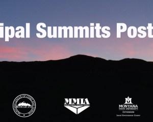 Municipal Summits Postponed