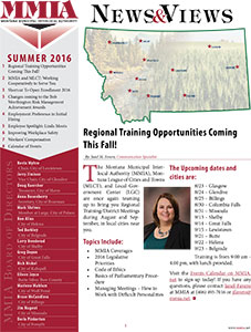 MMIA News & Views - Summer 2016