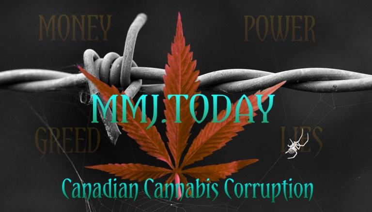 CANADIAN CANNABIS CORRUPTION – PART 2