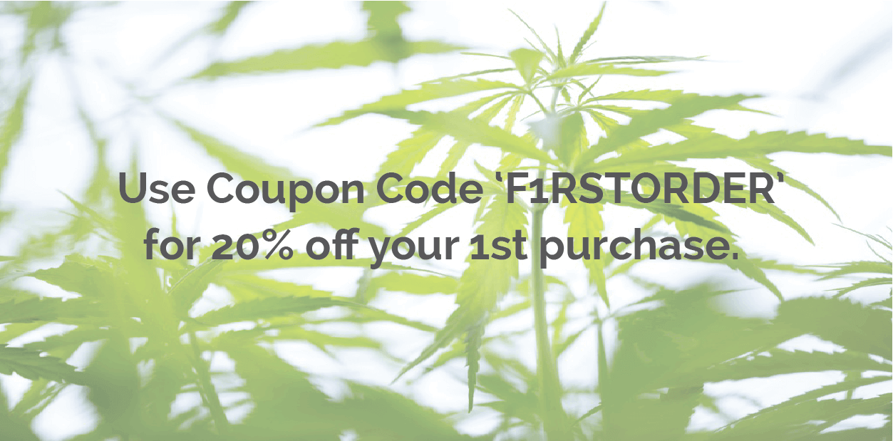 MMJDirect.ca offers a First Order Discount to all new clients.