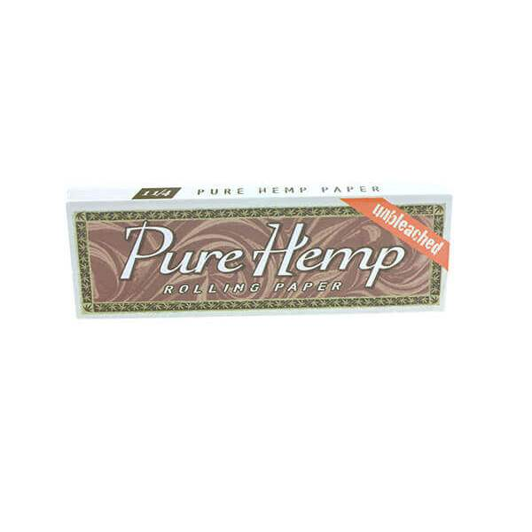 """Pure Hemp Rolling Papers 1 1/4"""""""