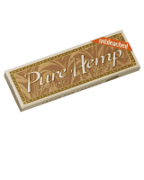 Regular size Pure Hemp unbleached rolling papers.