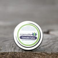 Cannabis Salve. 30ml - 75mg THC