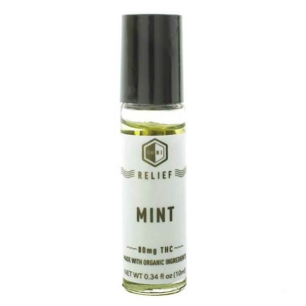 Mint Pain Relief - 80mg THC