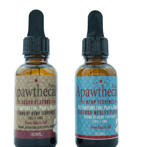 Pet Tinctures - Bacon and Seafood flavor