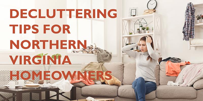 decluttering tips for northern virginia homeowner_mmk realty llc northern virginia real estate