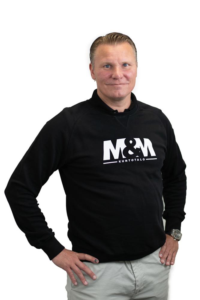 Jani Hurme - Toimitusjohtaja