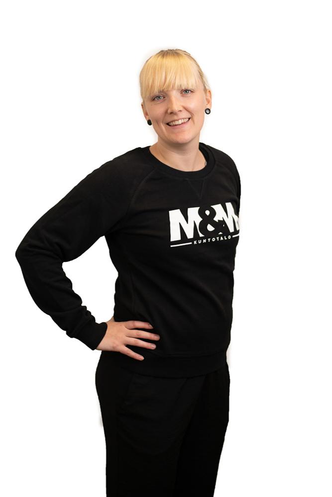 Kati Saarinen - Ryhmäliikuntaohjaaja