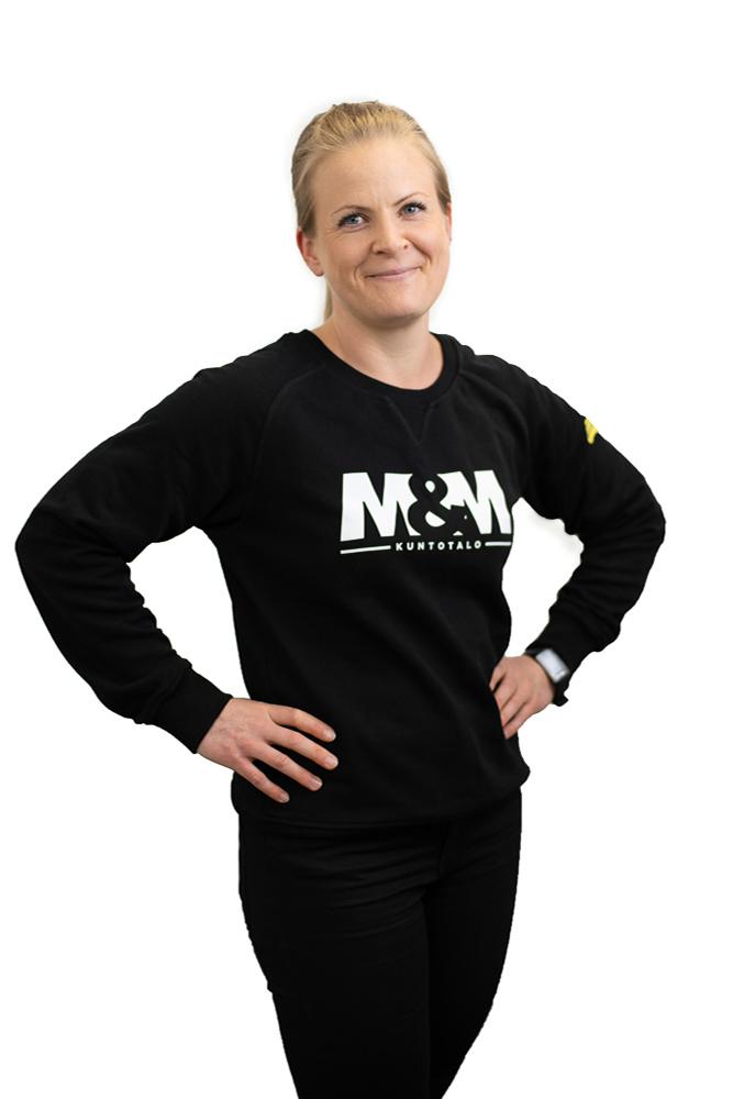 Krista Bergendahl -Personal Trainer