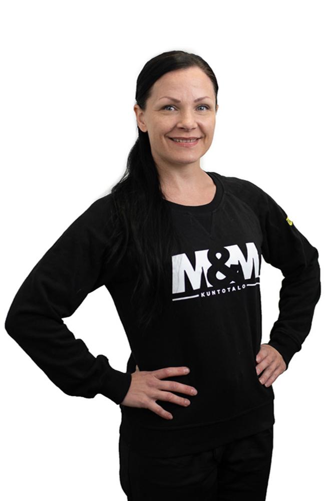 Mariks Kumlander - Ryhmäliikuntaohjaaja