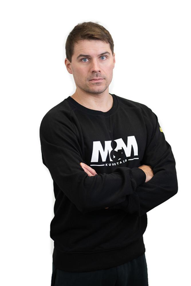 Marko Oinas - Ryhmäliikuntaohjaaja