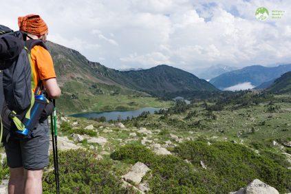 Les lacs de Bastans - Le lac supérieur