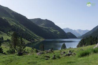 Le Lac de l'Oule - Pyrénées Réserve de Néouvielle - 2017