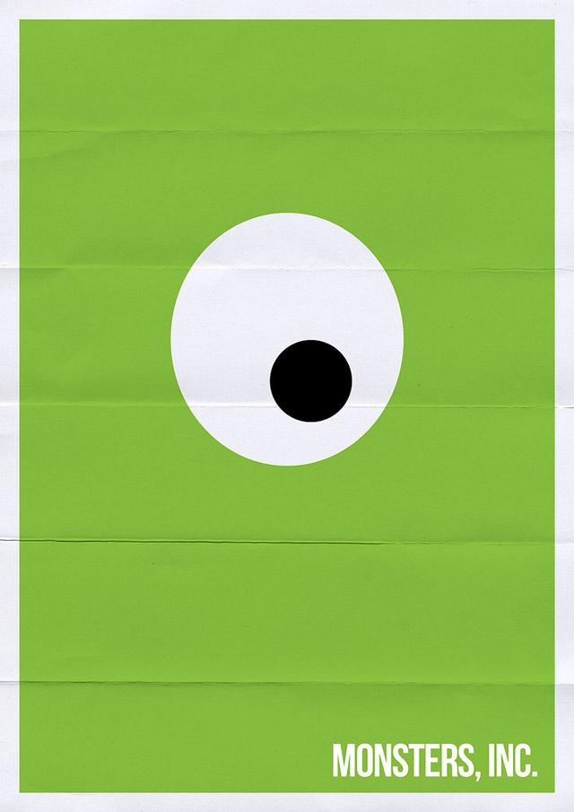 13 Minimal Film Poster Designs By Franco Mathson
