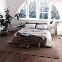 How to Combine Traditional and Minimal in a Bedroom Design
